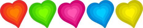 colourful-hearts